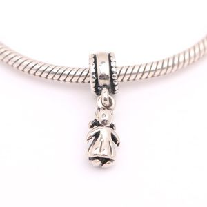 PANDORA Sterling Silver Little Girl Dangle Charm